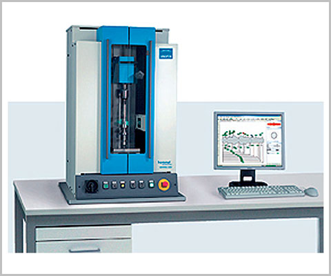 machine measurements